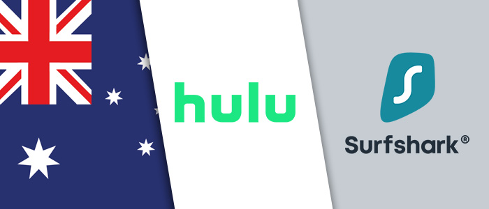 Can I Watch Hulu in Australia with Surfshark